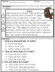 Non-Fiction/ Informational Reading Comprehension Passages