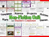 Non-Fiction (Informational) Unit