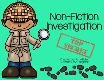 Non-Fiction Investigation