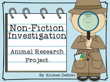 Non-Fiction Investigation: Animal Research