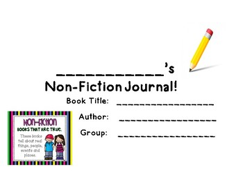 Non-Fiction Journal