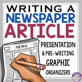 JOURNALISM NEWSPAPER ARTICLE WRITING
