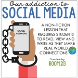 Non-Fiction Lesson:  Social Media and Our Fear of Missing Out