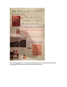 Non-Fiction Lesson Plan: TC Format: Using photos to gain understanding of text
