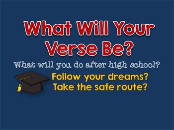 Non-Fiction Lesson: What Will You Do After Graduation?
