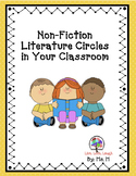 Non Fiction Literature Circles