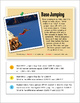 Non-Fiction Math Word Problems Common Core Extreme Sports