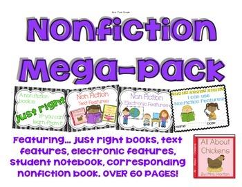 Non Fiction Reading Mega Pack