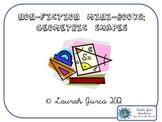 Non-Fiction Mini-Books: Geometric Shapes