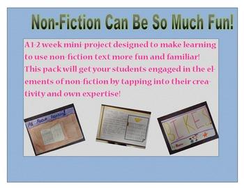 Non Fiction Mini Project