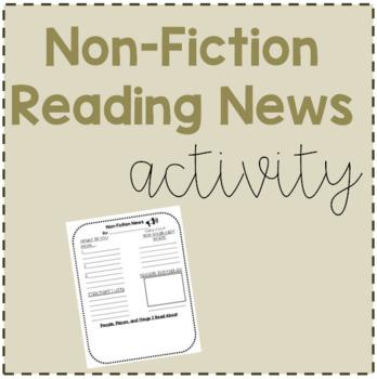 Non-Fiction News Activity