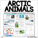 Nonfiction Reading- Close Reading & Writing K-2 Arctic Animals