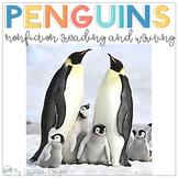 Penguins Nonfiction Reading Passages and Lesson Plans