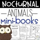 Nocturnal Animals Science Mini Books