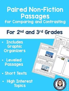 3rd grade nonfiction reading passages pdf