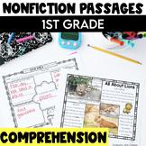 Non Fiction Passages: 1st Grade Edition {Level G-J}