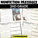 Non Fiction Passages: 2nd Grade Edition {Level K-M}