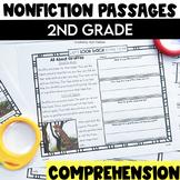 Non Fiction Passages: 2nd Grade Edition {Level K-M}