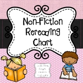 Non-Fiction ReReading Charts: Increase Stamina and Comprehension