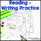 Non-Fiction Reading Comprehension