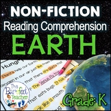 Earth Day Reading Comprehension Passages and Questions