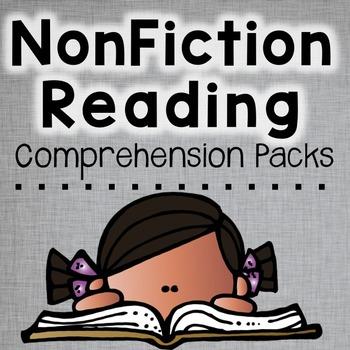 Non-Fiction Reading Comprehension Passages BUNDLE
