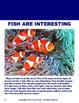 Reading Comprehension Passages Animals Volume 1 Grades 2-4