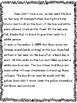 Non Fiction Reading Comprehension Printables for Third Grade