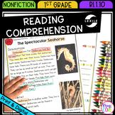 Nonfiction Reading Comprehension RI.1.10
