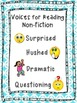 Non-Fiction Reading Posters