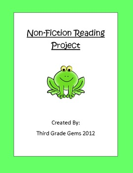 Non-Fiction Reading Project