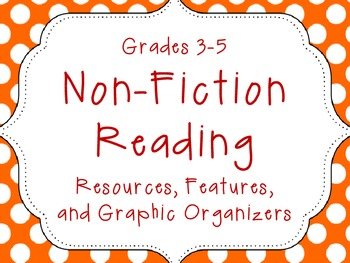 Non-Fiction Reading Resources
