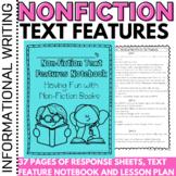 Nonfiction Text Features Notebook