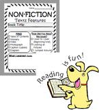 Non-Fiction Reading Response Worksheet-EASY