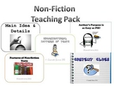 Non-Fiction Reading Skills Teaching Pack