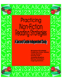 Non-Fiction Reading Strategies - An Independent Study