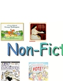 Non Fiction Reading Workshop Classroom Library Sign Banner Printable