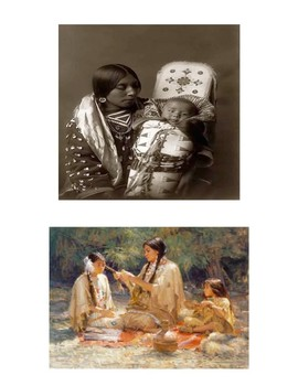 Non-Fiction Reading and Writing : Native Americans