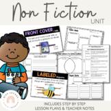 Non Fiction Reading & Writing Unit
