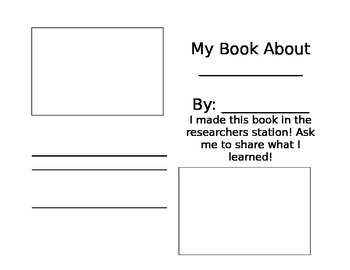 Non-Fiction Research Station