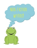 Non-Fiction Research Writing Book