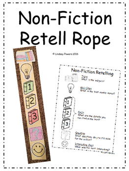 Non-Fiction Retell Rope