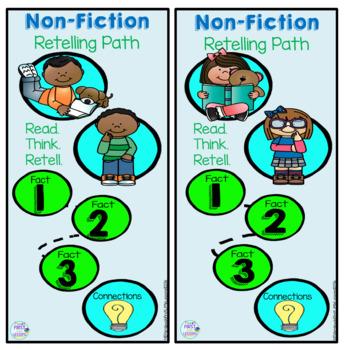 Non-Fiction Retelling Story Path