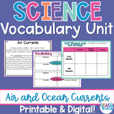 Non-Fiction Science Readers: Air and Ocean Currents