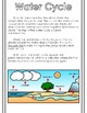 Non-Fiction Science Readers: Water Cycle