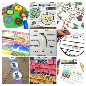 Non-Fiction & Life Science Units Bundle