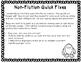 Sentence Writing Quick Fixes - Non-Fiction Penguin Themed