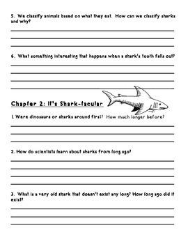 Non-Fiction Shark Packet: Smart Words Reader Series
