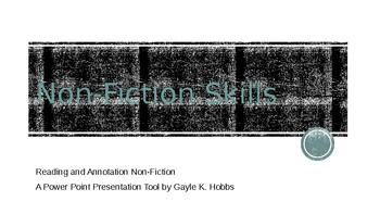 Non-Fiction Skills