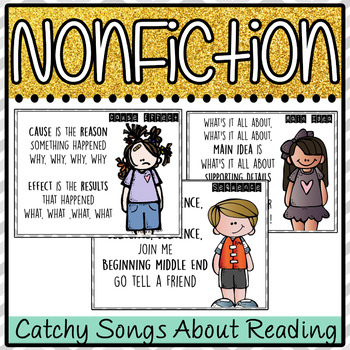 Non Fiction Song Poems